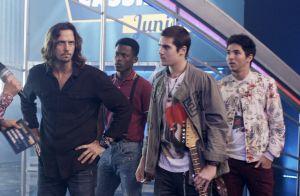 'Rock Story': Gui interrompe Léo em show para falar sobre o roubo de sua música