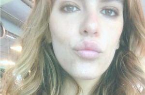 Mariana Goldfarb exibe silicone ao malhar com look decotado: 'Trabalho'. Vídeo!