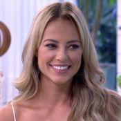 Paolla Oliveira diz que afilhados despertaram vontade de ser mãe: 'Treinando'