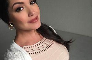 Thais Fersoza, grávida, faz contagem regressiva para 1º Dia das Mães: 'Ansiosa'