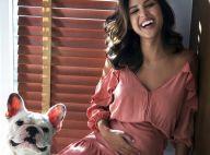 Yanna Lavigne engordou 7 kg aos oito meses de gravidez: 'Me alimento bem'
