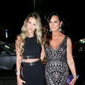 Luiza Brunet conta que Yasmin foi assediada em aeroporto: 'Prazer mórbido'