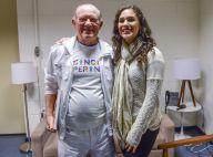 Lívian Aragão lembra reação do pai ao anunciar namoro com DJ: 'Fingiu ciúmes'