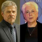 José Mayer está mantido em novela após ser acusado de assédio sexual, diz autor