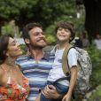 Bibi (Juliana Paes) vai se envolver com o tráfico para ajudar o marido