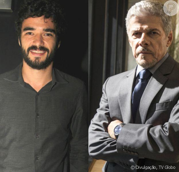 Caio Blat é detonado na web após minimizar assédio de José Mayer: 'Vergonha'
