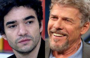 Caio Blat rebate críticas após declarar apoio a José Mayer: 'Contra covardia'