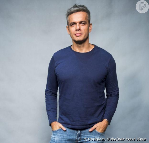 Globo negou afastamento de Otaviano Costa do 'Vídeo Show' após gafe nesta quarta-feira, 5 de abril de 2017