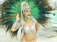 Wanessa Camargo celebra vitória da Mocidade no Carnaval do Rio: 'Muito feliz'