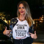 Fernanda Lima apoia combate a assédio, mas pondera: 'Sem crucificar José Mayer'