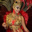 Paloma Bernardi contou que gostaria de desfilar como rainha de bateria: 'Toparia na hora'