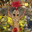 Mônica carvalho desfile pela Grande Rio