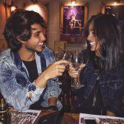 Bruno Guedes lembra gafe em aniversário de namoro com Jade Seba: 'Ruim com data'
