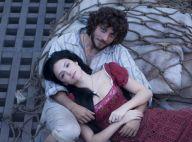 Novela 'Novo Mundo': Joaquim e Anna têm primeira noite de amor na aldeia