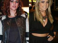 Bruna Marquezine e Carol Dantas, atual e ex de Neymar, curtem show na Espanha