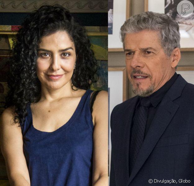 Letícia Sabatella conta que foi assediada por José Mayer em entrevista à revista 'Veja Rio' publicada nesta sexta-feira, dia 07 de abril de 2017