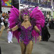 Carnaval: Grande Rio reúne Susana Vieira e muitos famosos na Marquês de Sapucaí