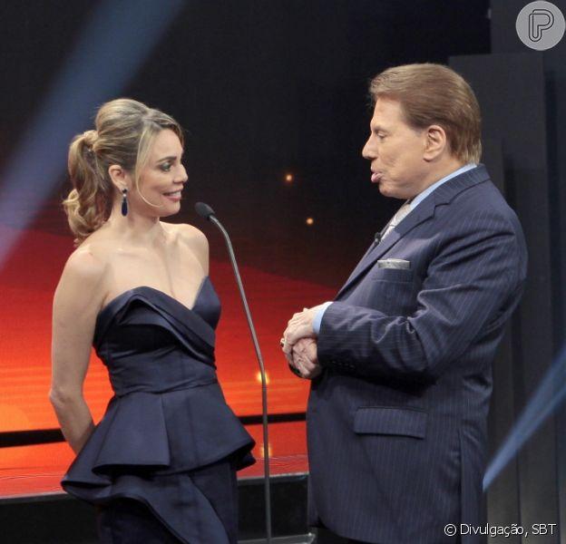 Silvio Santos dá chamada em Rachel Sheherazade: 'Contratada não para  opinar' - Purepeople