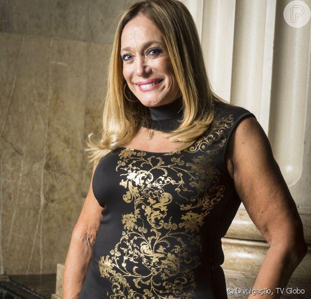 Susana Vieira terá cenas quentes na supersérie 'Os Dias Eram Assim', que estreia em 17 de abril