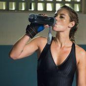 Dieta pré-treino de Paolla Oliveira tem óleo de coco e carboidrato de raiz