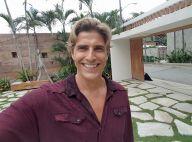 Reynaldo Gianecchini, de férias, diverte crianças órfãs na África. Veja vídeo!