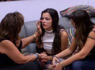 'BBB17': Emilly tem noite de choro, reflexão e apoio de sisters após expulsão