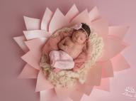 Roberta Rodrigues mostra filha, Linda Flor, pela 1ª vez em ensaio newborn. Fotos
