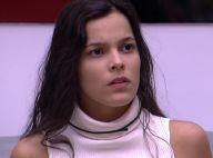 'BBB17': Emilly envia recado para Marcos no Raio-X. 'Sei que não me machucaria'