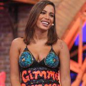 Anitta diz que ia à missa após rebolar em festas: 'Para ser perdoada de tudo'