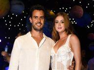 Marina Ruy Barbosa indica que está morando com o noivo, Xandinho Negrão, em SP