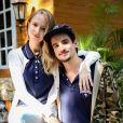 O casal Clara (Isabella Scherer) e Felipe (Gabriel Calamari) são amigos de Lica, em 'Malhação - Viva a Diferença'