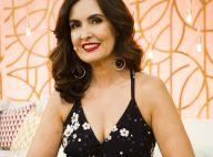 Fátima Bernardes exalta final feminina 'inédita' do 'BBB17'; web corrige:'BBB14'
