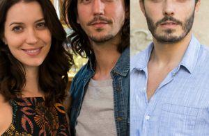 Novela 'Rock Story': Júlia desiste de viagem com Tiago para ficar com Gui