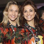 Fernanda Gentil festeja mudança para RJ da namorada, Priscila Montandon:'Juntas'