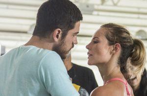 Novela 'A Força do Querer': Zeca propõe namoro após beijar Jeiza. 'Ficando, não'