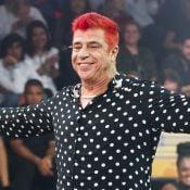 Lulu Santos ironiza críticas a cabelo vermelho na final do 'BBB17': 'Caretice'