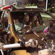 Marina Ruy Barbosa compatilhou os bastidores de seu primeiro filme no Instagram