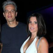 Otaviano Costa apoia Flávia Alessandra após crítica em foto com refugiados: 'Fé'