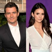 Orlando Bloom, após Katy Perry, engata affair com atriz de 'The Vampire Diaries'