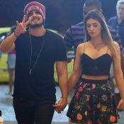 Luan Santana elogia a meiguice da namorada, Jade Magalhães: 'Uma bonequinha'