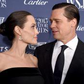 Brad Pitt se irrita com Angelina Jolie após acidente com filha caçula: 'Furioso'