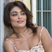Juliana Paes idealizou choker de coração de Bibi para novela: 'Deusa do amor'