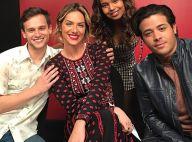 Giovanna Ewbank posa ao lado de atores de '13 Reasons Why': 'Amaram açaí'