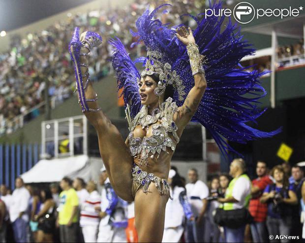 Confira as gafes cometidas pelos famosos durante o Carnaval