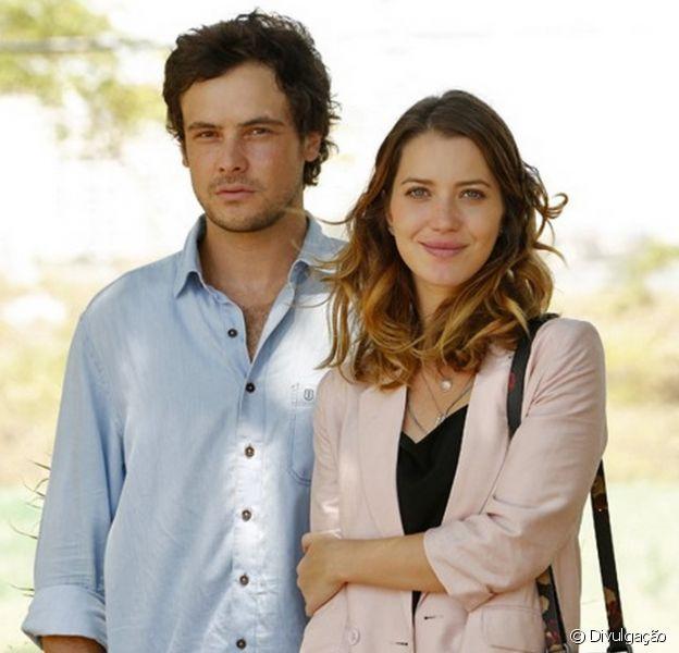 Sergio Guizé e Nathalia Dill não estão mais juntos. O término do namoro foi confirmado pela assessoria de imprensa da atriz nesta terça-feira, 18 de abril de 2017