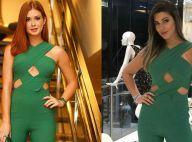 Marina Ruy Barbosa x Vivian, ex-BBB: quem vestiu melhor macacão de R$ 1.500?