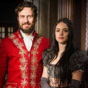 Novela 'Novo Mundo': veja fotos do casamento de Anna e Thomas