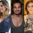 Tatá Werneck esclarece 'affair' de Tiago Iorc e Sophia Abrahão: 'Brincadeira'