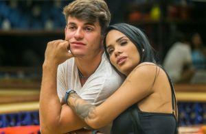 Ex-BBB Mayara não liga para Antônio e Alyson em casamento de Elis: 'Seja feliz'