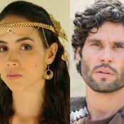 'O Rico e Lázaro': Kassaia desiste de sexo com Asher para engravidar. 'Erraria'